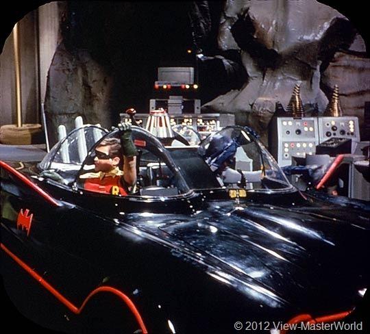 View-Master packet Batman (B492), scene 7