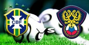Prediksi Brazil vs Rusia
