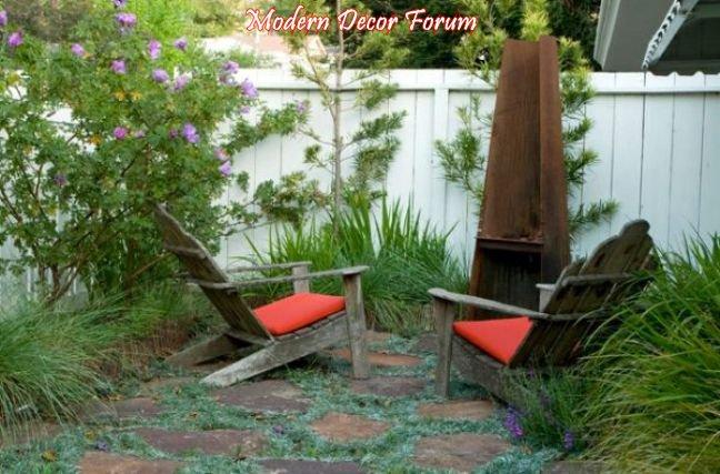 تصميم حوش صغير جلسات حديقة صغيرة جلسات فناء بيوت تصميم جلسة حديقة المساحة