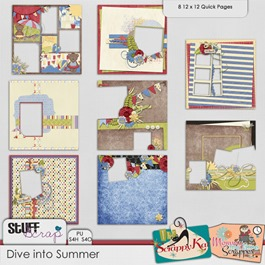 Dive into Summer - Quickpages
