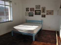 DIY,狭小,ベッド