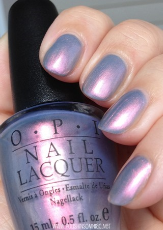 OPI Sugar Plum Yum