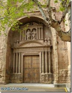 Iglesia de San Cosme y San Damián - Arnedo