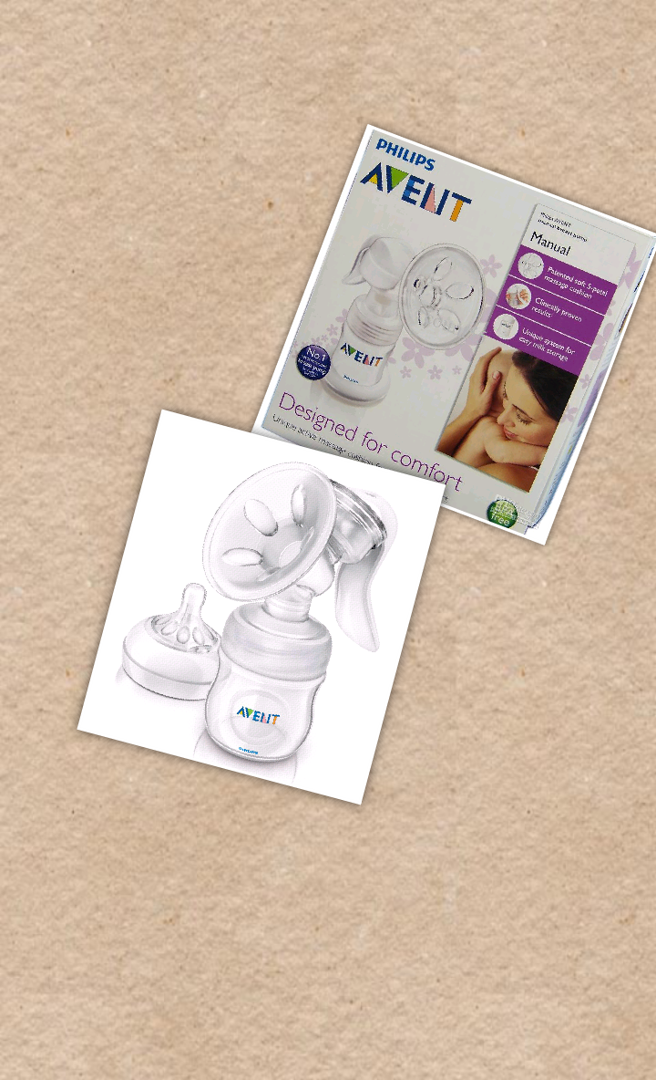 avent manual breast pump vs medela harmony