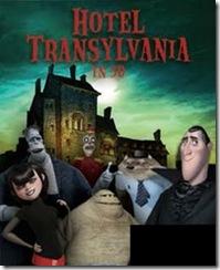 Hotel Transylvanie New Promo Poster
