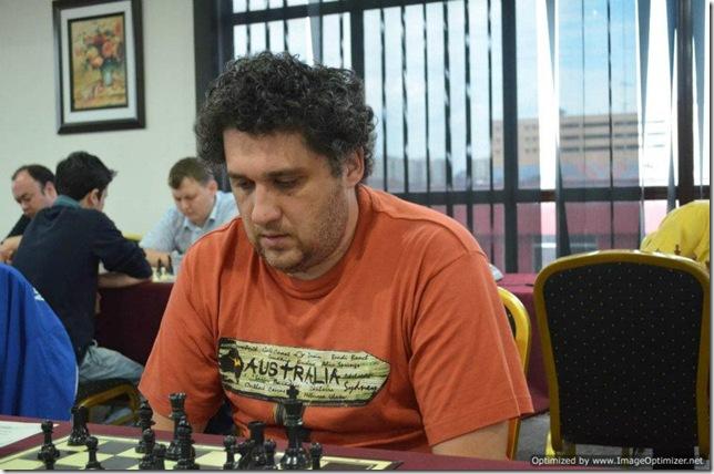 GM Attila Czebe 2 - Hungary