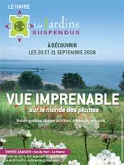 Blog de didier tourisme en normandie les jardins suspendus du havre - Les jardins suspendus le havre ...