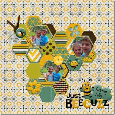 New release–All A Buzz