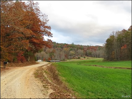 GOLF CART ROAD NEAR RIVERS EDGE