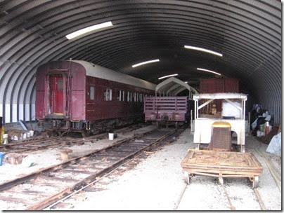 IMG_6444 Centralia-Chehalis Railroad Association Chehalis Shop on May 12, 2007