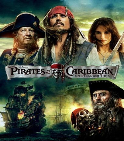 ดูหนังออนไลน์ Pirates of the Caribbean ภาค4 ผจญภัยล่าสายน้ำอมฤตสุดขอบโลก [HD Master]