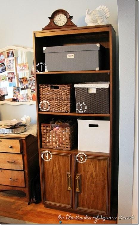 storage basket options