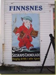 Finnisnes Poster