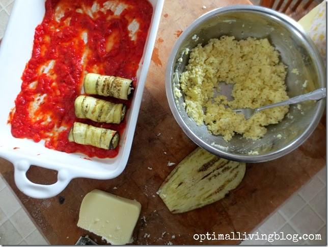 Eggplant Rollatini 24