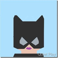 Catwoman no lines