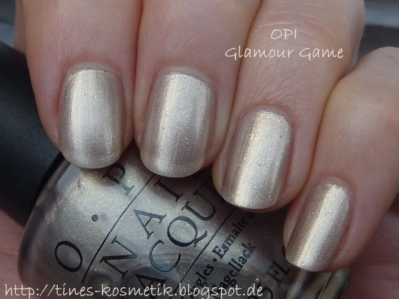 OPI Glamour Game 2