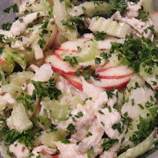 Chicken Waldorf Salad (21 Day Wonder Diet: Day 11)
