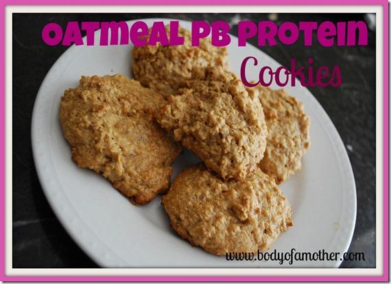 oatmealpbproteincookies
