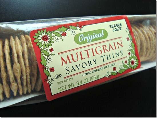 multigrain savory thins