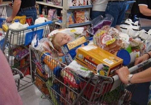 parenting supermarket