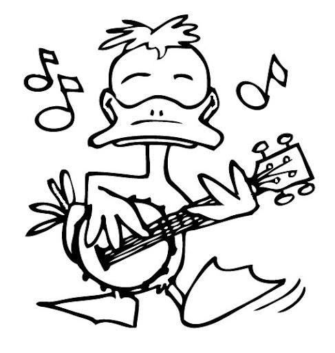Carátulas de música para colorear - Imagui