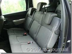 Proefrit Dacia Lodgy 12