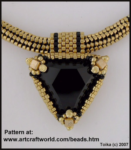 Jewelry Review: Beading Patterns Free Peyote Stitch