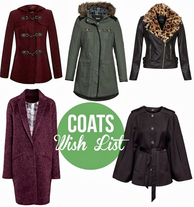Coats-Wish-List