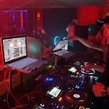 DJ DEECEE Toronto Nightlife Halloween 2014 in Toronto, Ontario, Canada