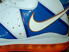 hardwood lebron8 white 03 First Look at Nike LeBron X Low   Cavs Hardwood Classic?!