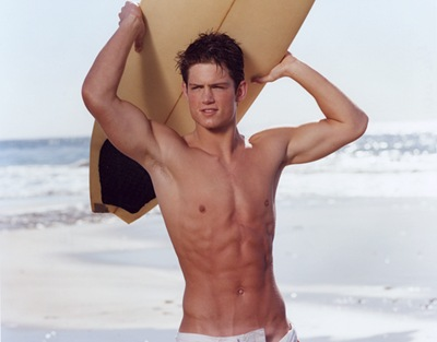 Chad Buchnan @ Chosen/VNY by Bruce Weber for Hollister Co. 2011