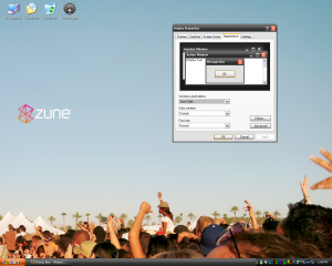 Windows XP Theme - Zune
