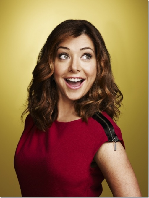 Alyson Hannigan Hot