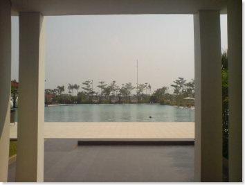 jakarta garden city pool