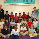 WBFj Cici's Pizza Pledge - HD Isenberg Elementary - Ms. Tomlinson's 2nd Grade Class- 10-22-14