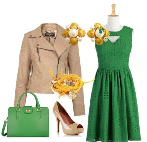 green eyelet dress - Polyvore - Mozilla Firefox 872013 31836 PM