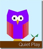 Quiet Play Little Owl