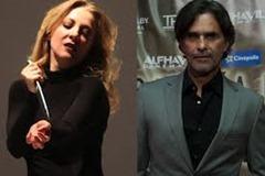 Edith González y Humberto Zurita