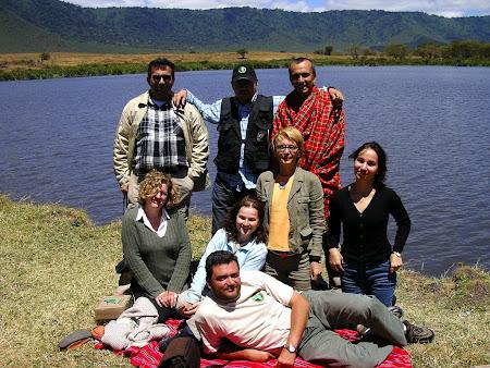 Safari: Ngorongoro