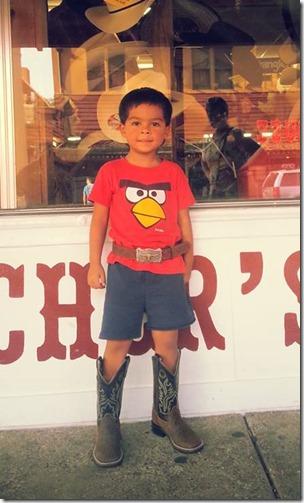 Kai Cowboy