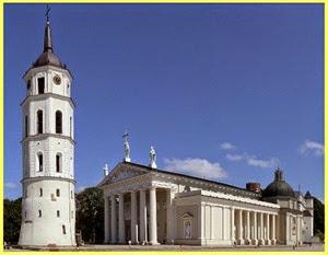 Catedral de Vilna