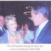 Loula with President Bush - Photo 2.jpg