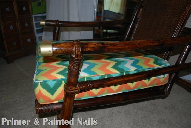 Bamboo Chair 3