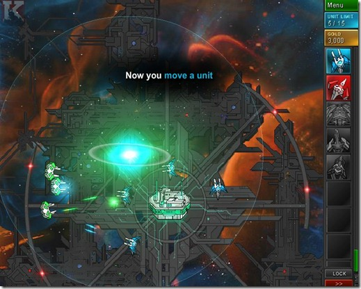 Enigmata Stellar War flash game image 01