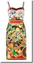 Dolce & Gabbana Bandeau Dress