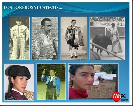 LOS TOREROS YUCATECOS