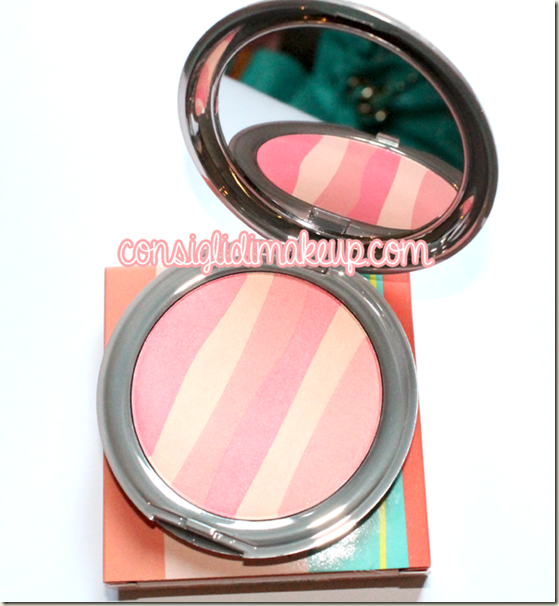 Prodotto TOP Marzo/Aprile '13 -  50's dream color touch highlighter Pupa Milano in collab. con Claire Louise Oxford