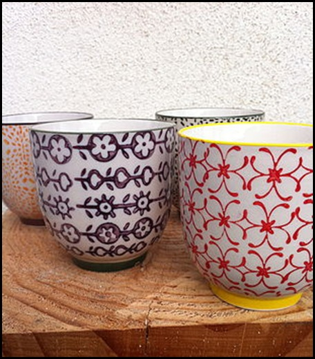 Scandinavian Tea Cups