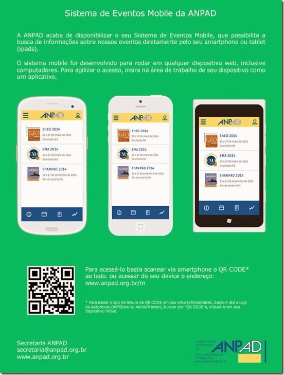 Anpad Aplicativo Mobile Celular Smartphone Tablet