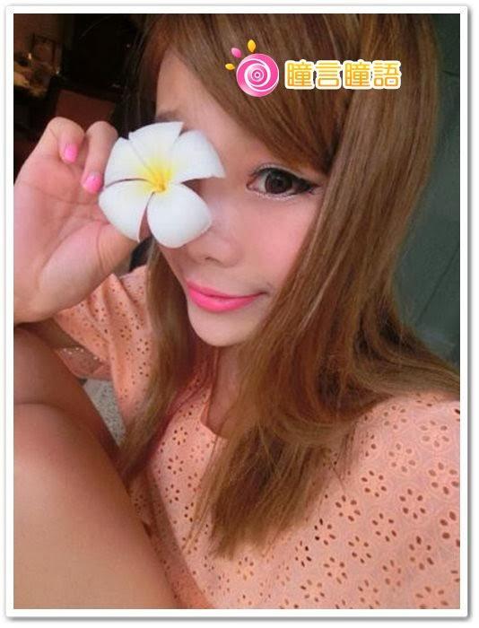 韓國NEO隱形眼鏡-NEO Dali Heart心語棕10